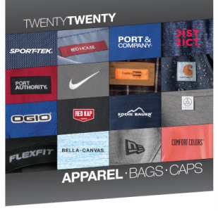 Apparel, Bags, & Caps