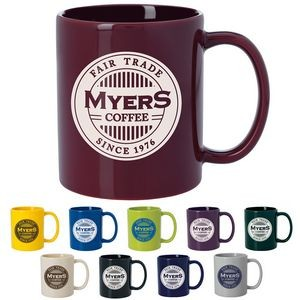 11 Oz. GoodValue� Colored Budget Mug